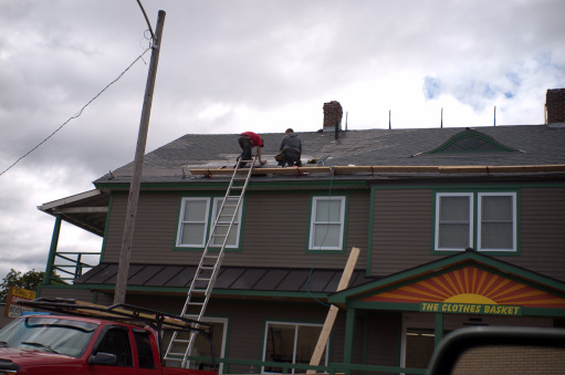 Wonderful A New Hampshire Roofing U0026 Roof Repair Company And Contractor, J.N. Bennett  Roofing Company Of Rochester, New Hampshire Offers Comprehensive Roofing  Services ...